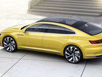 VW sport coupe gte
