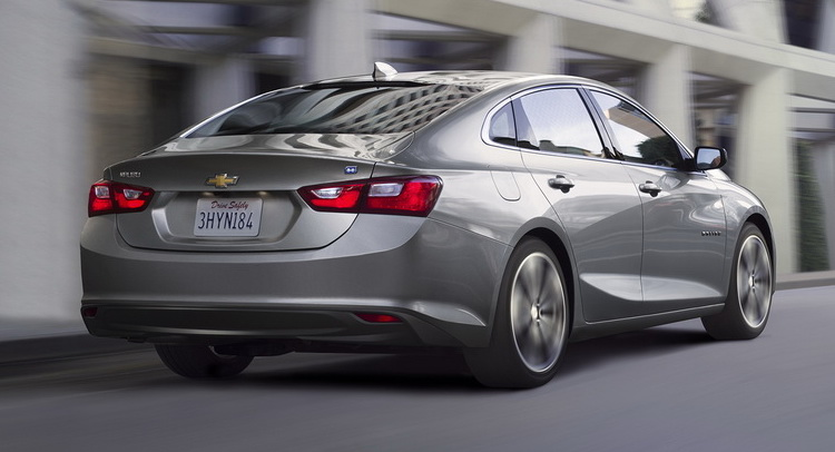 Chevy Says The 2016 Malibu Hybrid Will Feature Best In Cl Fuel Economy Company Reports Offer An Epa Estimated 46 Mpg