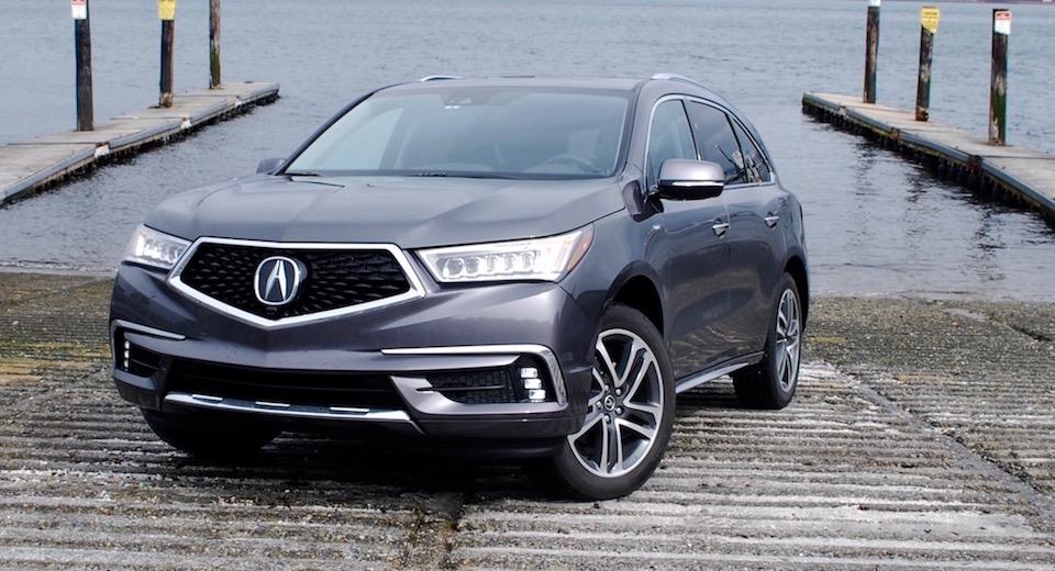 2017 Acura Mdx Hybrid Review 2 Copy