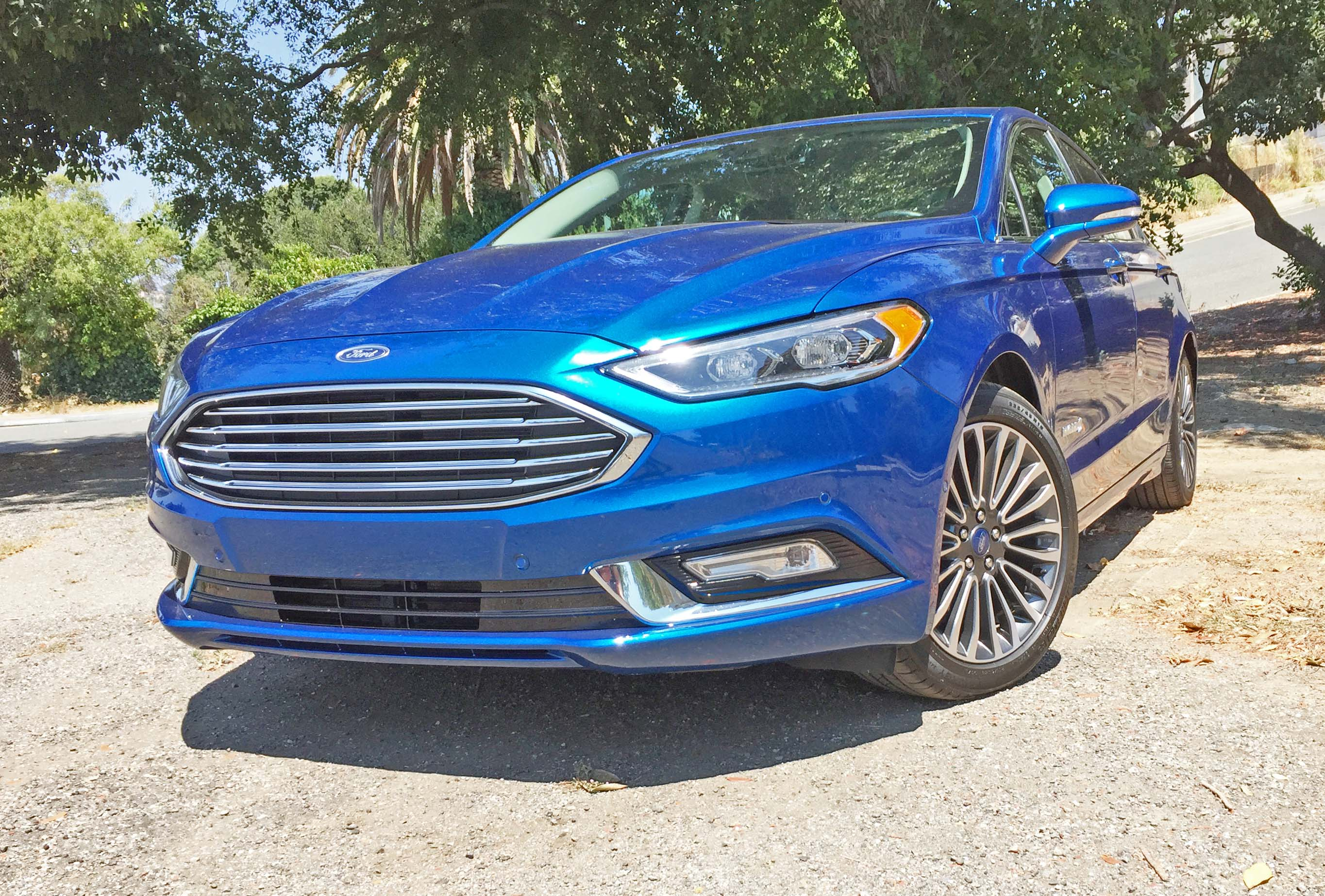 review 2017 ford fusion titanium hybrid hybrid. Black Bedroom Furniture Sets. Home Design Ideas